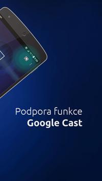 CZ Rádio s Google Cast