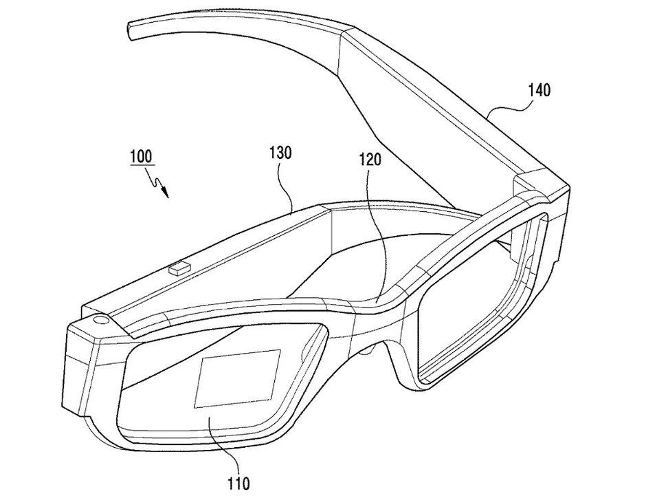 Samsung AR brýle