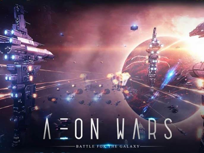 Hra Aeon Wars: Galactic Conquest