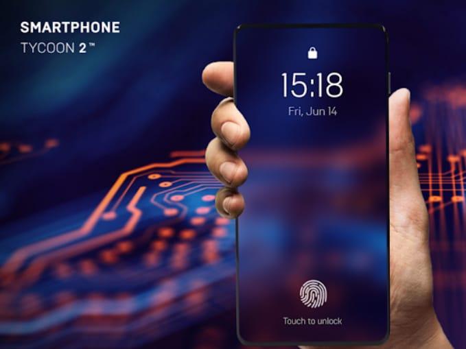 Hra Smartphone Tycoon 2