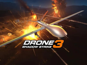 Hra Drone : Shadow strike 3
