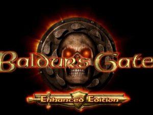Hra Baldur's Gate II během několika týdnu