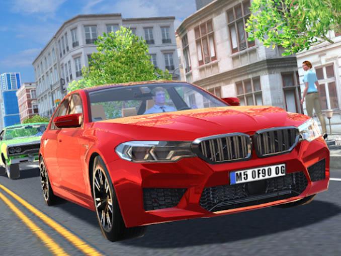 Simulátor Car Simulator M5