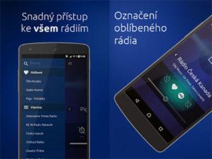 Aplikace CZ Radio ke stažení