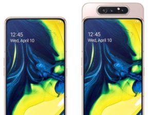 Samsung Galaxy A80 již brzy v EU