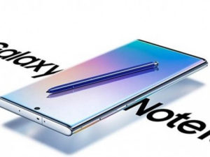 Samsung Galaxy Note 10 na Geekbench