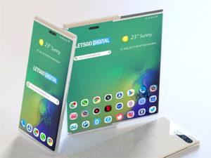 Patent pro Samsung Galaxy S11?