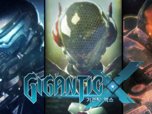 Hra Gigantic X