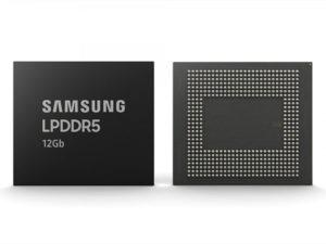 Samsung začíná vyvíjet LPDDR5 s 12GB RAM