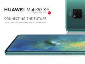 Huawei Mate 20 X (5G) konečně v prodeji