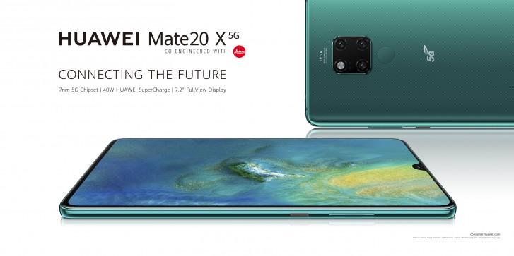 Huawi Mate 20 X 5G