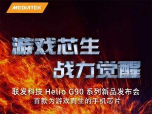 MediaTek představuje herní čip Helio G90