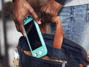 Co je to Nintendo Switch Lite?