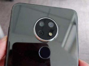 Záhadna Nokia telefon se třemi kamerami