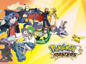Nový trailer na hru Pokémon Master