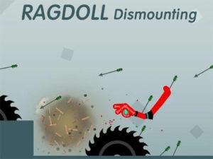 Hra Ragdoll Dismounting
