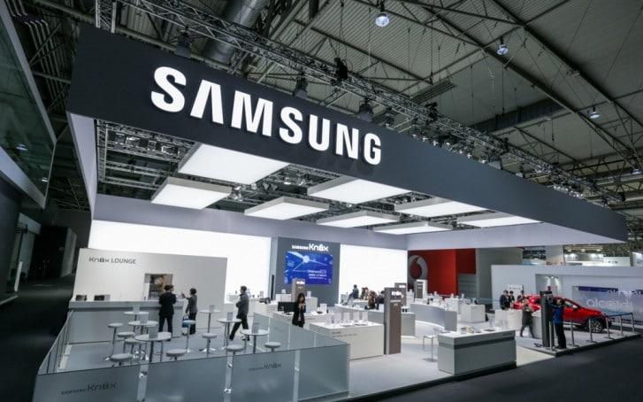 Samsung čipy