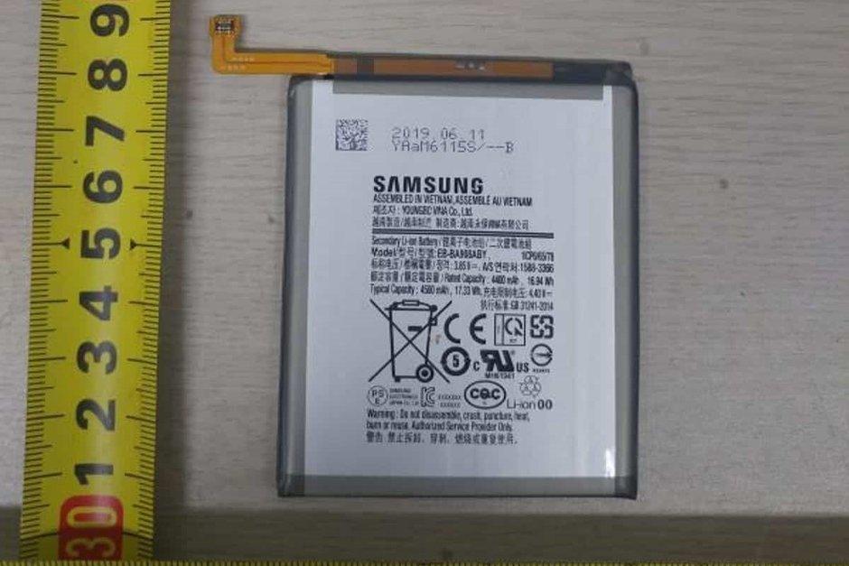 Samsung Galaxy A90 baterie