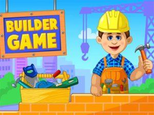 Hra pro děti Builder