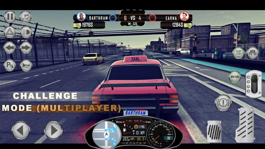 Taxi City 1988 hra na mobil