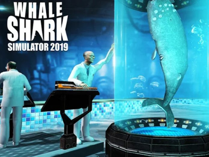 Hra Whale Shark Attack