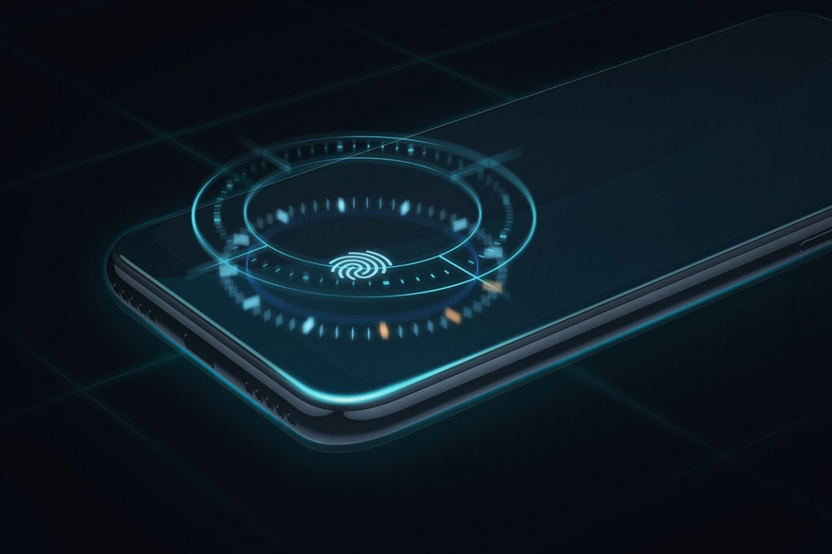 Xiaomi Mi A3 snímač otisků prstů pod displejem