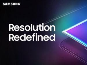Samsung představí 108MPx senzor