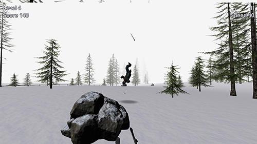 Hra Alpine ski 3