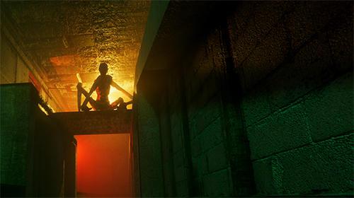 Hororová hra SCP 096 modest