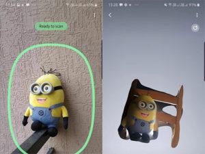 3D Skener aplikace
