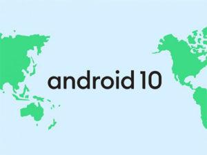 Telefony Nokia obdrží systém Android 10