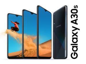 Samsung Galaxy A30s ve druhé polovině září