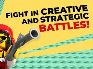 LEGO Legacy: Heroes trailer