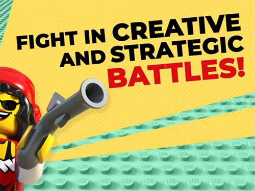 Hra LEGO Legacy: Heroes
