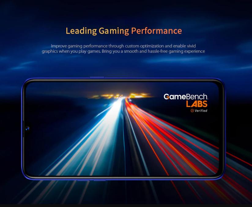 Herní telefon Realme 3