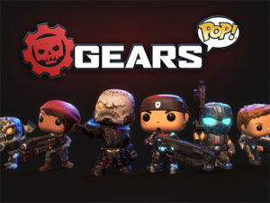 Hra Gears of War mobile