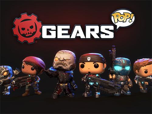 Microsoft Gears of War mobilní hra