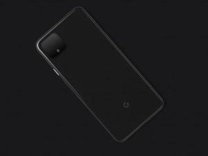 Google Pixel 4 s 90Hz displejem