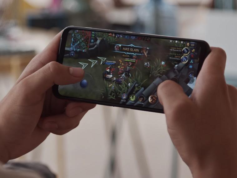 Analýza herních telefonu