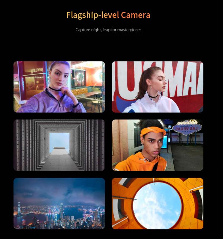 Oppo Realme 3 - fotoaparát