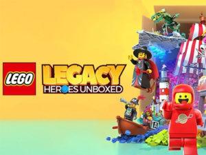 Hra LEGO Legacy: Heroes Unboxed