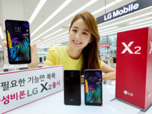 LG odhaluje LG K30 2019