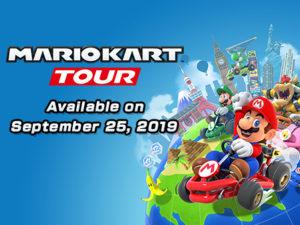 Nintendo oznámilo hru Mario Kart Tour