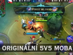 Hra Mobile Legends: Bang Bang