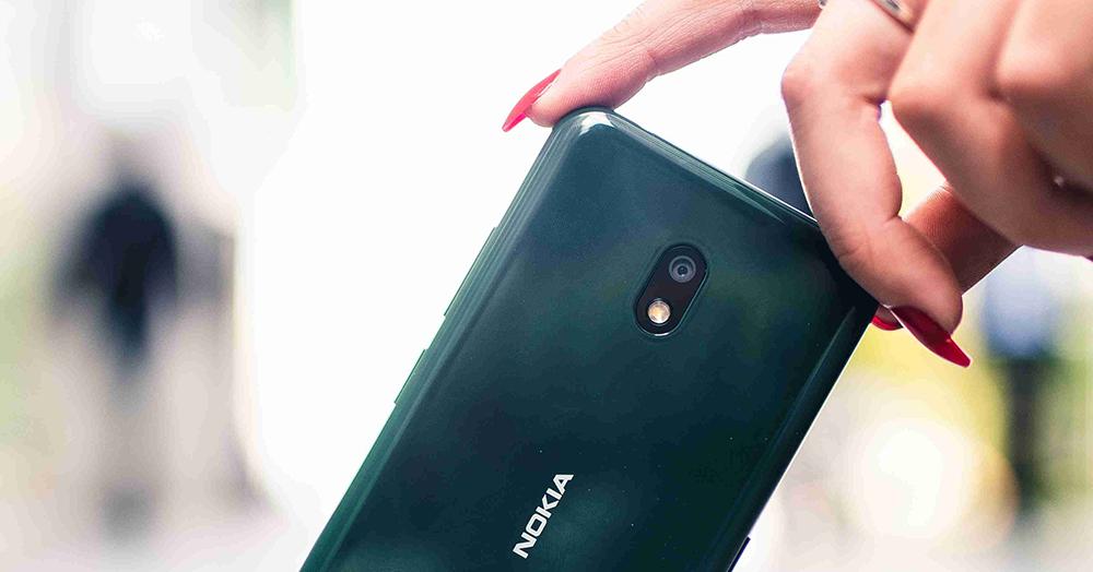Nokia 2.2 na českém trhu