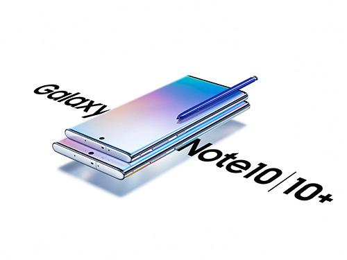 Samsung Galaxy Note 10 oficiálně představen