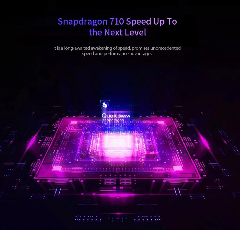 Snapdragon 710 - čip střední třídy