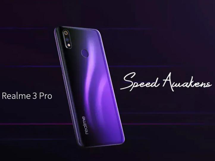 Telefon OPPO Realme 3 Pro v prodeji za skvělou cenu