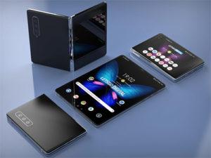 Skládací modely Samsung Galaxy Fold 2