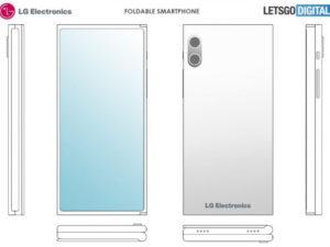 LG má další patent na skládací telefon s dvěma displeji